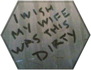 I WISH MY WIFE
